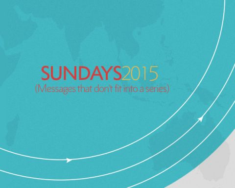 Sunday Sermons 2015
